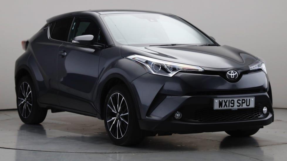 2019 Used Toyota C-HR 1.2L Excel VVT-i