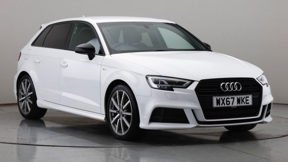 2017 Used Audi A3 1.5L Black Edition CoD TFSI
