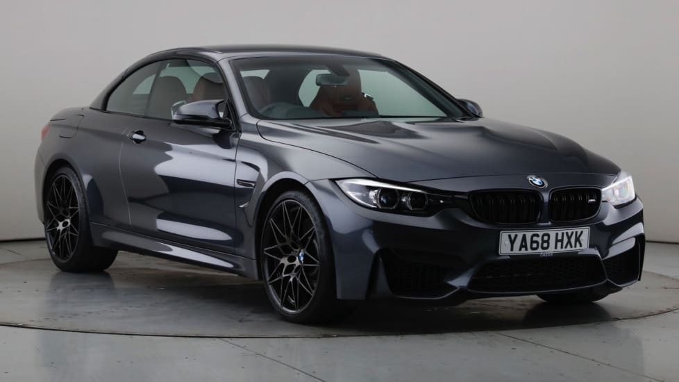 2018 Used BMW M4 3L BiTurbo