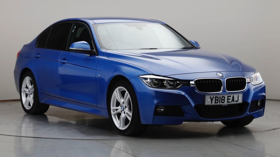 2018 Used BMW 3 Series 2L M Sport BluePerformance 320d