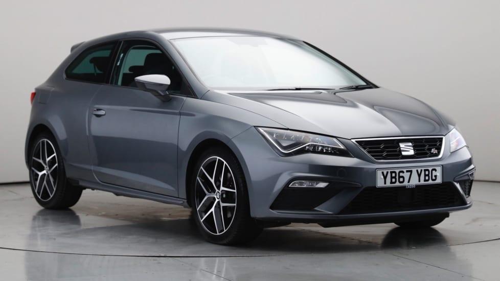 2018 Used Seat Leon 1.4L FR Titanium Technology EcoTSI