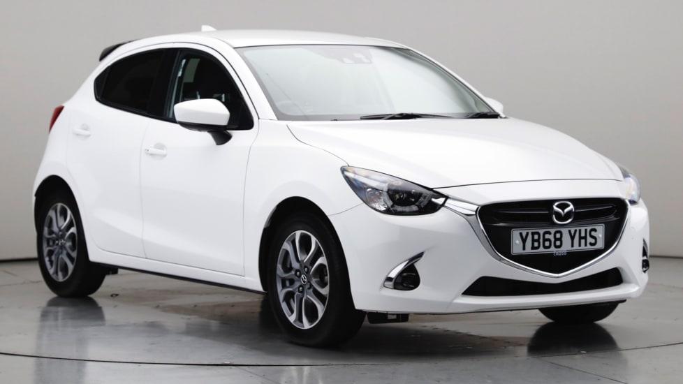 2018 Used Mazda Mazda2 1.5L GT Sport Nav+ SKYACTIV-G