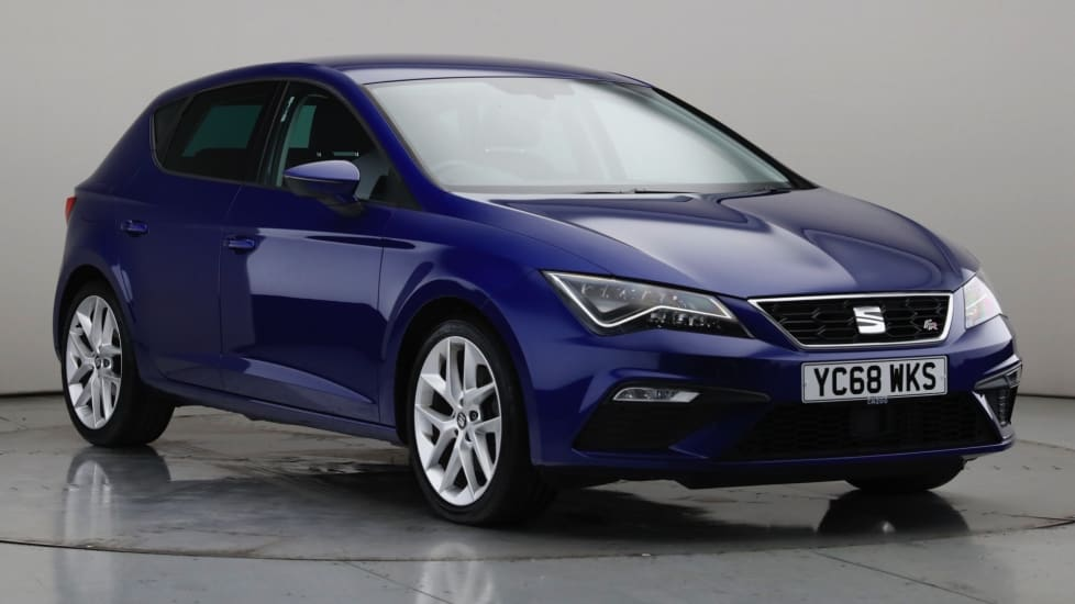 2018 Used Seat Leon 1.8L FR Technology TSI