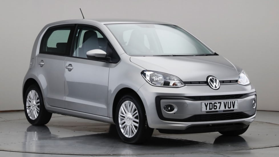 2017 Used Volkswagen up! 1L Move up!