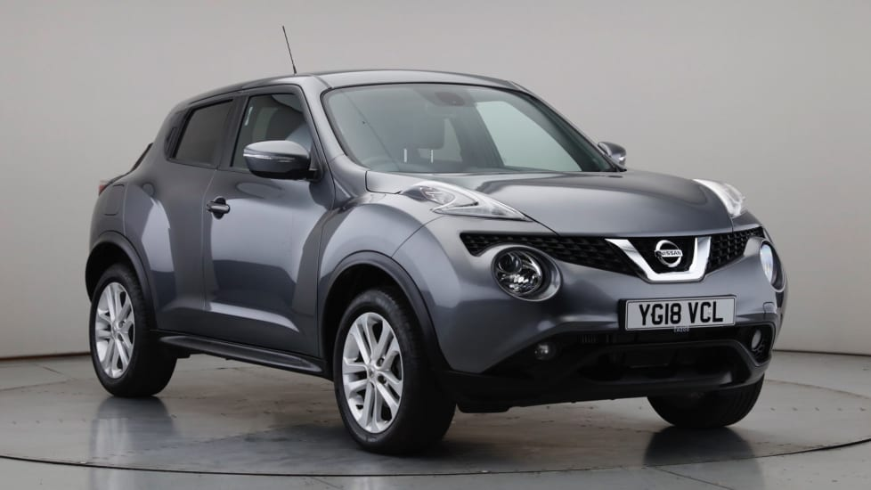 2018 Used Nissan Juke 1.2L N-Connecta DIG-T