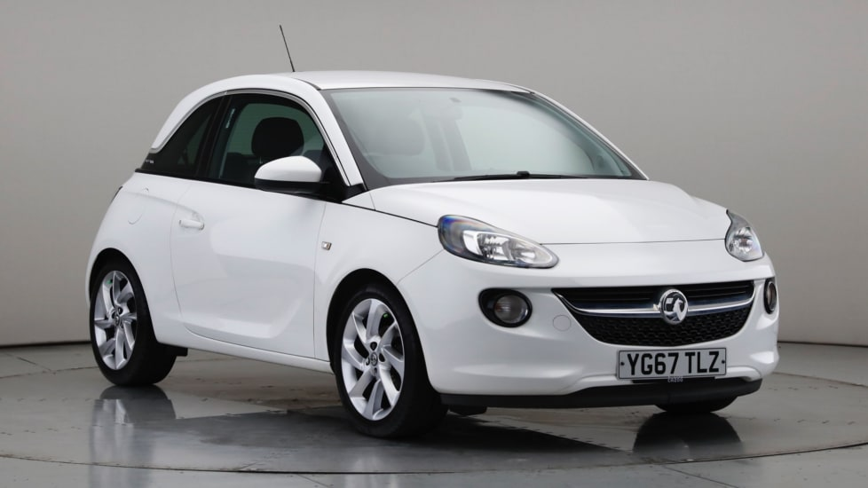 2018 Used Vauxhall ADAM 1.4L SLAM i