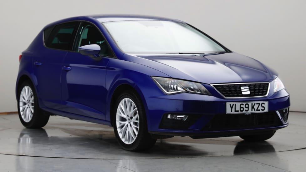 2020 Used Seat Leon 1.5L SE Dynamic TSI EVO