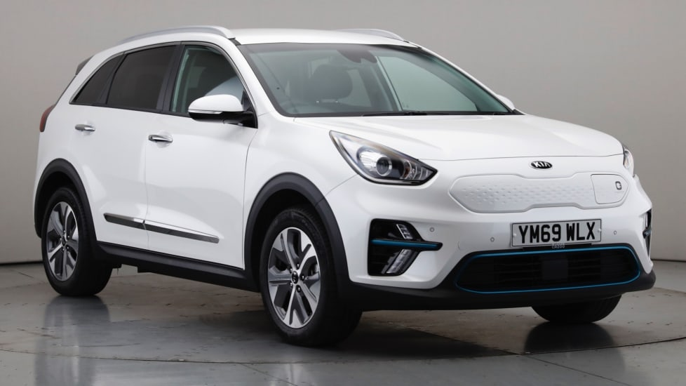 2020 Used Kia Niro First Edition E