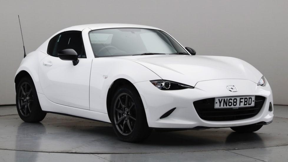 2018 Used Mazda MX-5 RF 1.5L SE-L Nav SKYACTIV-G