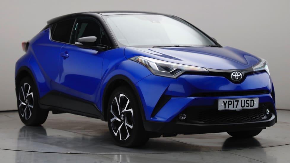 2017 Used Toyota C-HR 1.2L Dynamic VVT-i