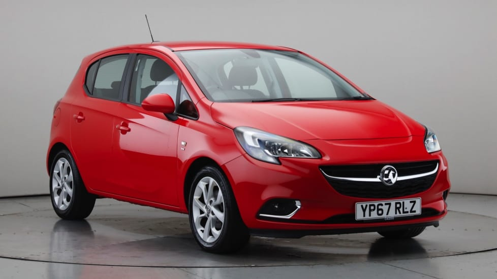 2017 Used Vauxhall Corsa 1.4L SRi ecoTEC i