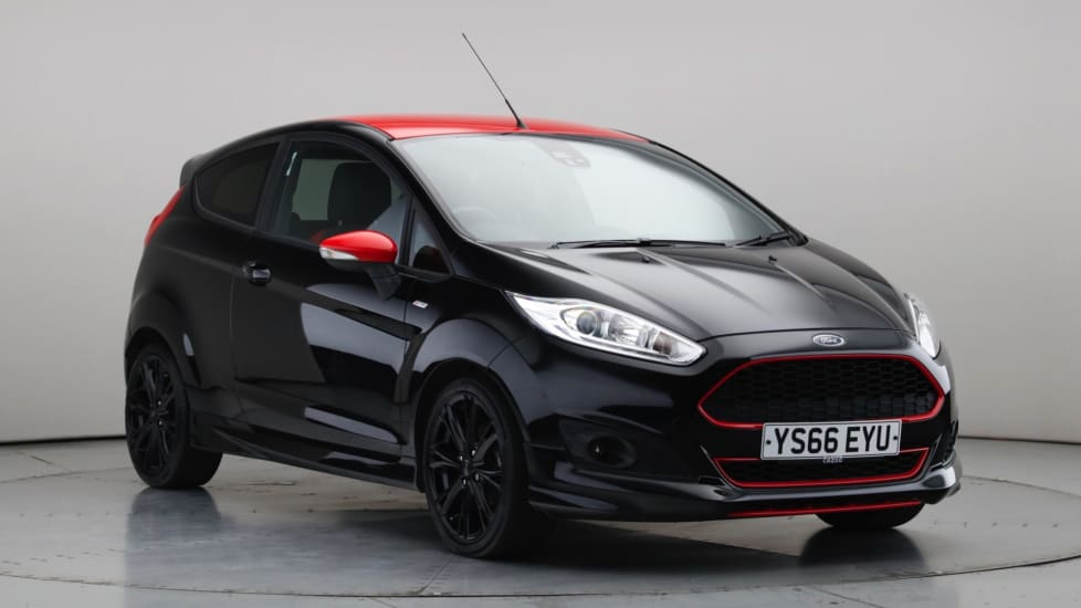 2016 Used Ford Fiesta 1L ST-Line EcoBoost T