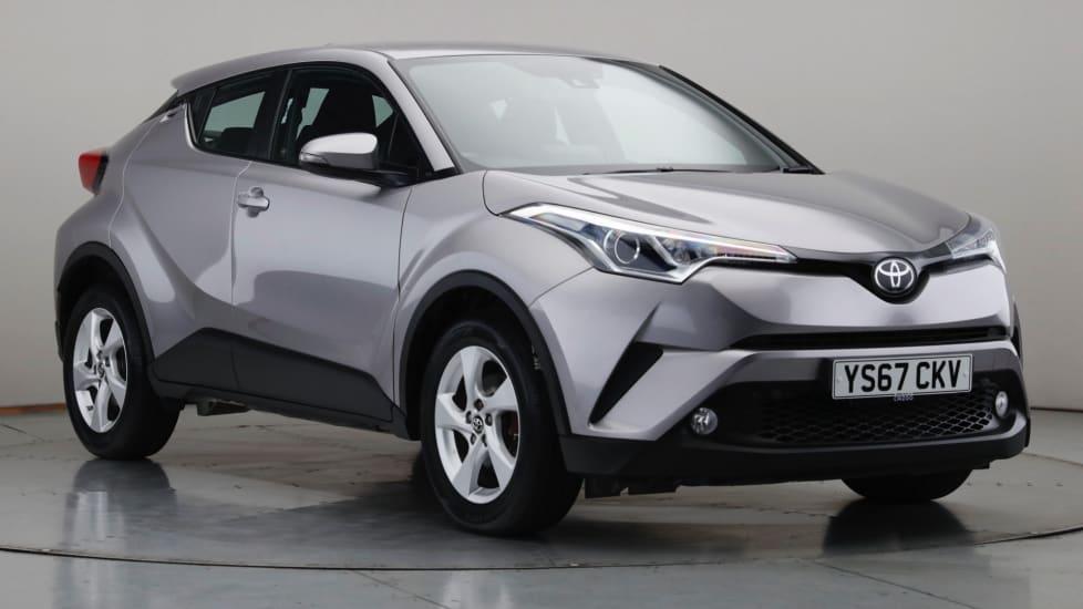 2017 Used Toyota C-HR 1.2L Icon VVT-i