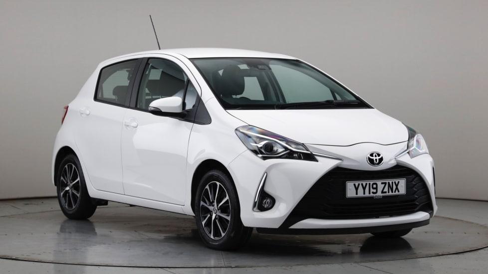 2019 Used Toyota Yaris 1.5L Icon Tech VVT-i