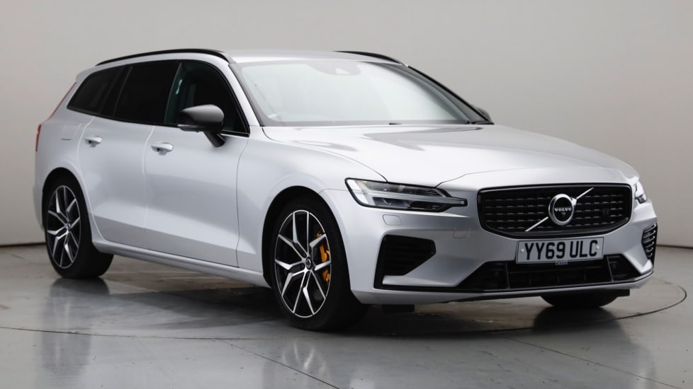 2019 Used Volvo V60 2L Polestar Engineered Twin Engine h T8