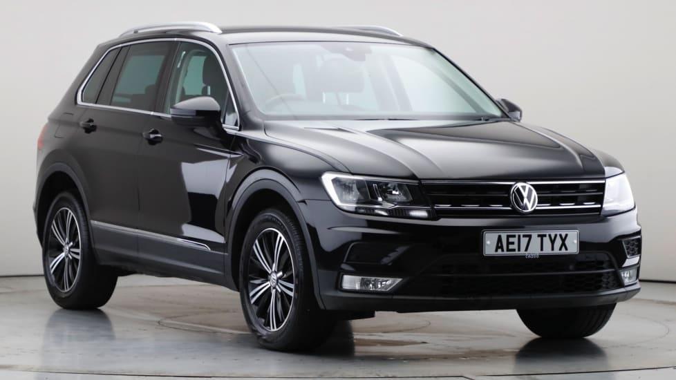2017 Used Volkswagen Tiguan 2L SE Navigation BlueMotion Tech TDI