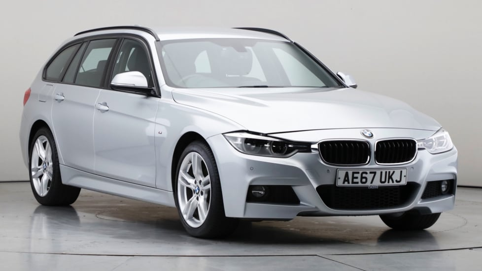 2017 Used BMW 3 Series 3L M Sport 330d