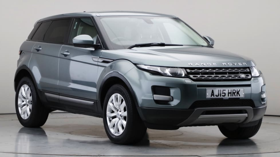 2015 Used Land Rover Range Rover Evoque 2.2L Pure Tech SD4