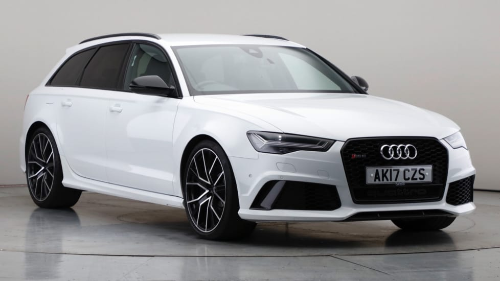2017 Used Audi RS6 Avant 4L Performance TFSI V8