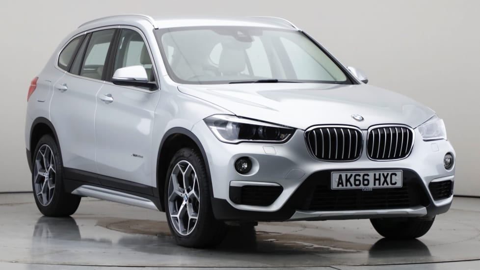 2016 Used BMW X1 2L xLine 20d