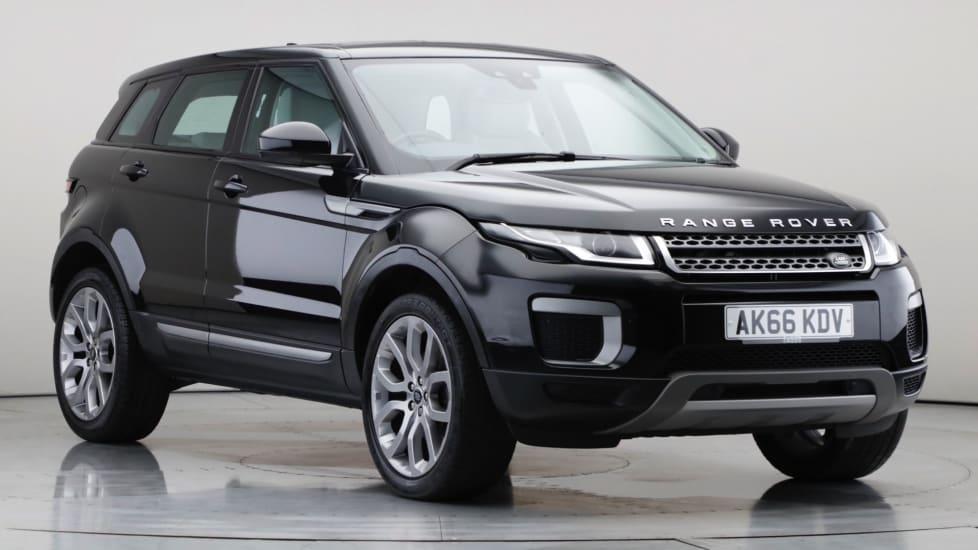 2016 Used Land Rover Range Rover Evoque 2L SE TD4