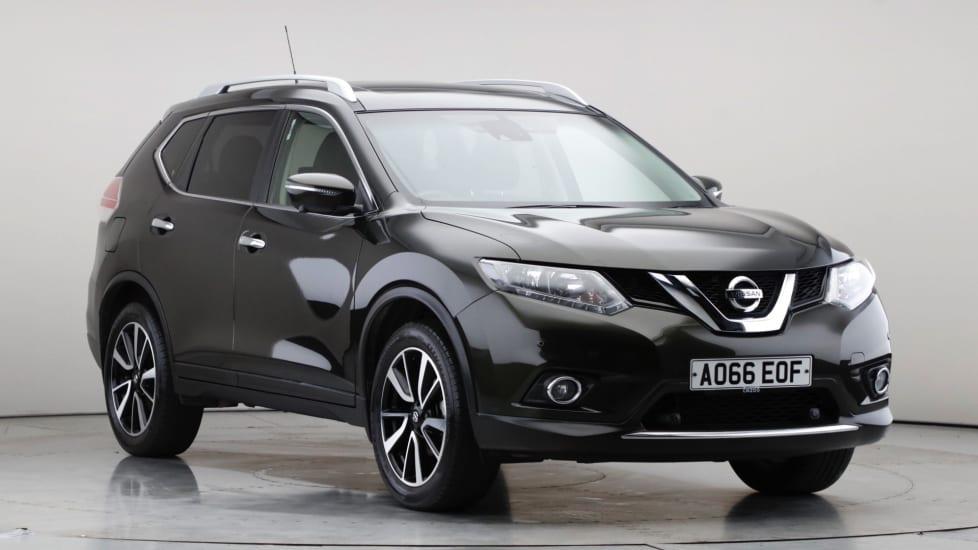 2016 Used Nissan X-Trail 1.6L N-Tec DIG-T