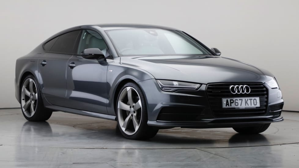 2017 Used Audi A7 3L Black Edition TDI V6
