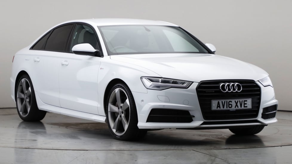 2016 Used Audi A6 Saloon 3L Black Edition TDI V6