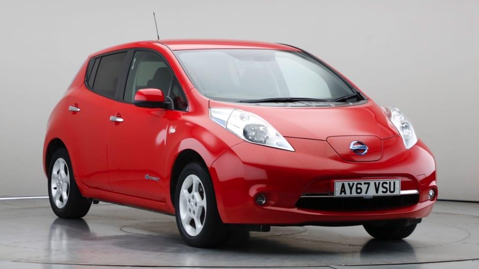 2017 Used Nissan Leaf Acenta (30kWh)