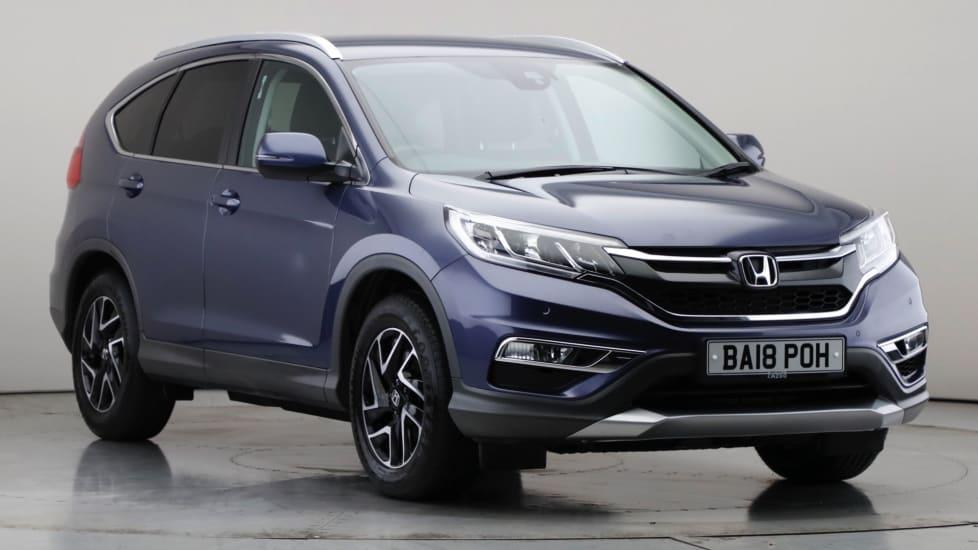 2018 Used Honda CR-V 1.6L SE Plus Navi i-DTEC