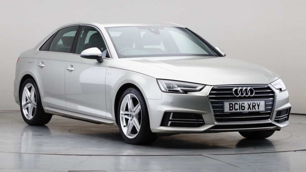 2016 Used Audi A4 2L S line TFSI