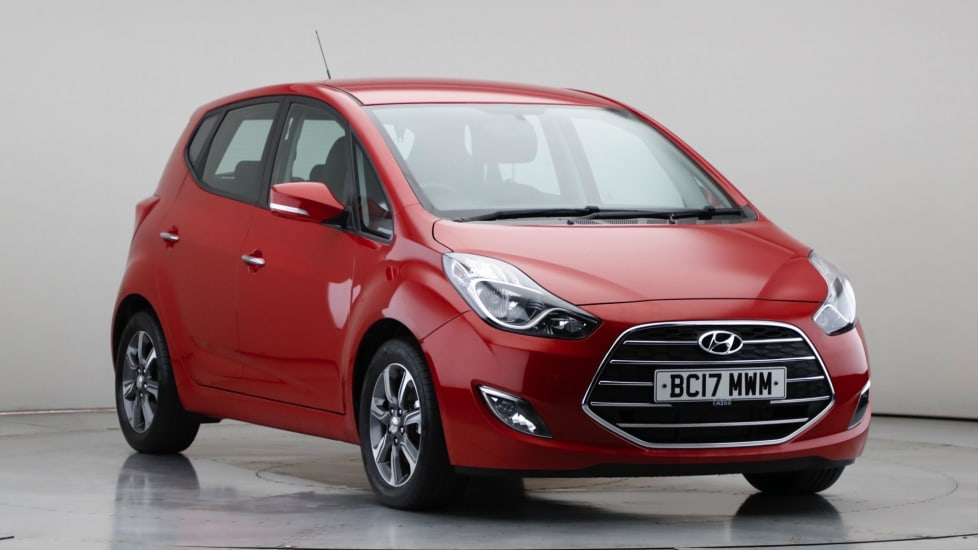 2017 Used Hyundai ix20 1.4L SE Blue Drive
