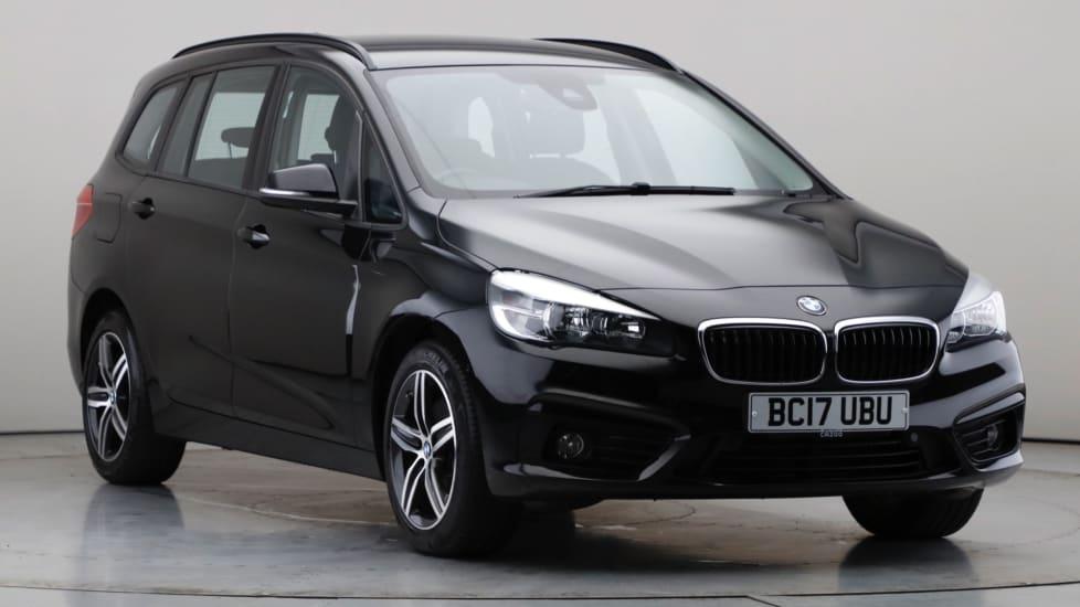 2017 Used BMW 2 Series Gran Tourer 2L Sport 218d