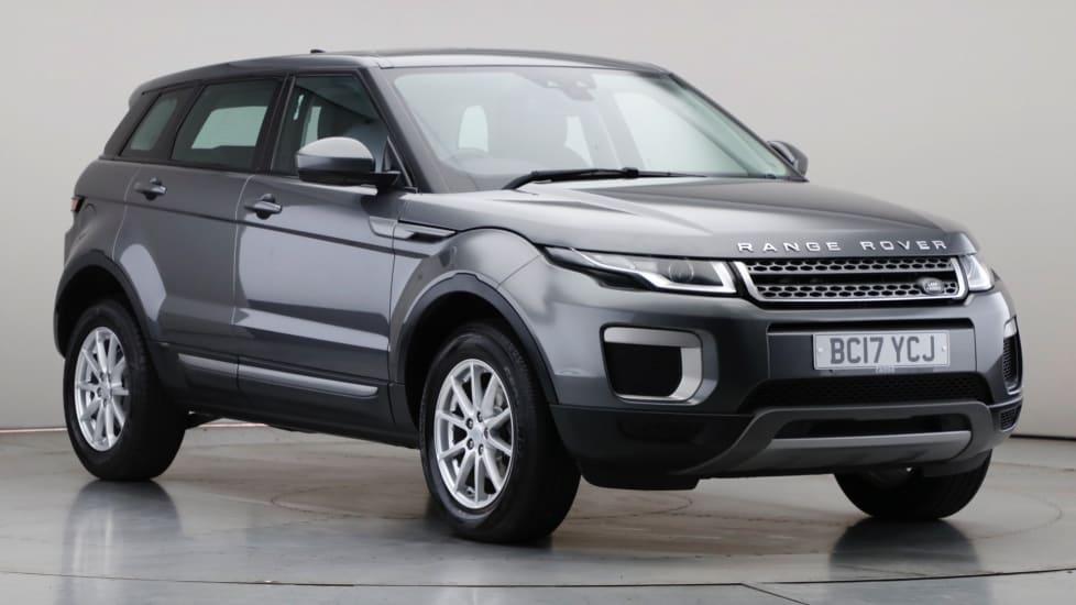 2017 Used Land Rover Range Rover Evoque 2L SE eD4