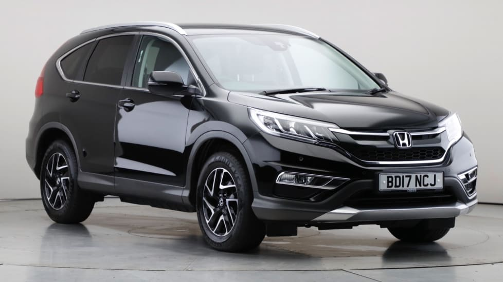 2017 Used Honda CR-V 2L SE Plus Navi i-VTEC