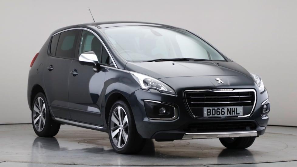 2016 Used Peugeot 3008 1.6L Allure BlueHDi