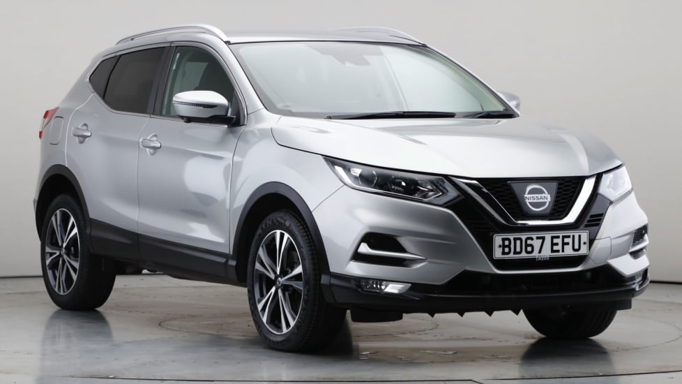 2017 Used Nissan Qashqai 1.6L N-Connecta DIG-T