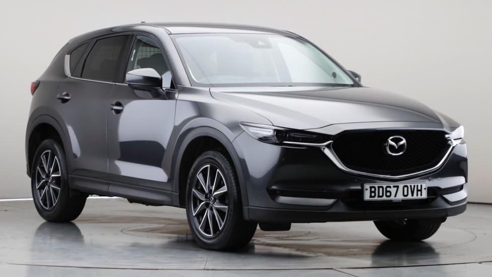 2017 Used Mazda CX-5 2.2L Sport Nav SKYACTIV-D