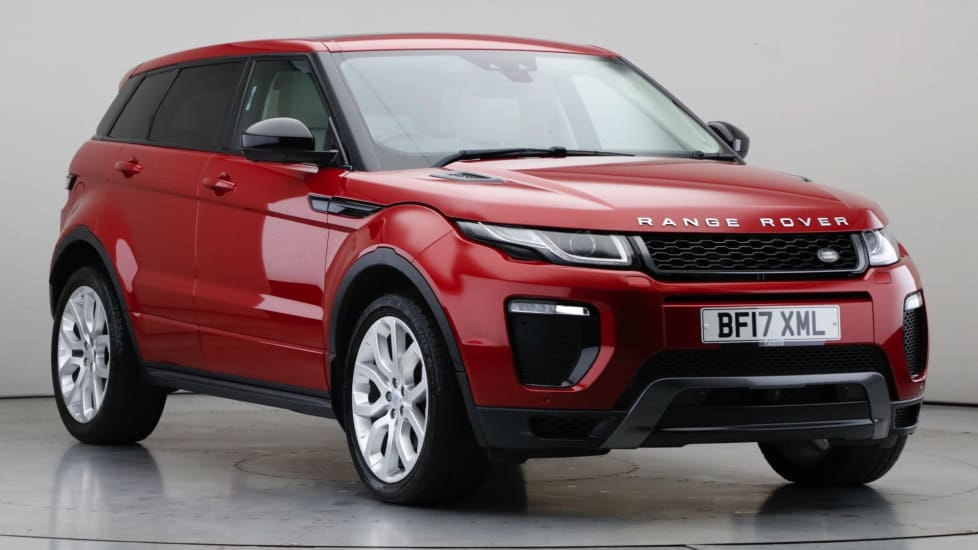 2017 Used Land Rover Range Rover Evoque 2L HSE Dynamic Lux TD4
