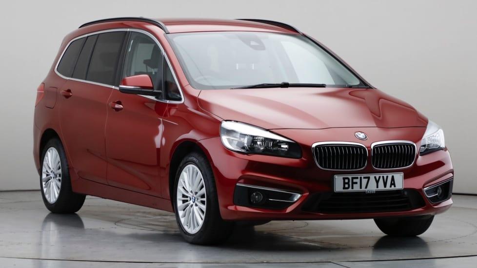 2017 Used BMW 2 Series Gran Tourer 1.5L Luxury 218i