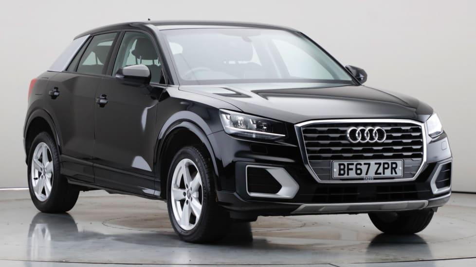 2017 Used Audi Q2 1.4L Sport CoD TFSI
