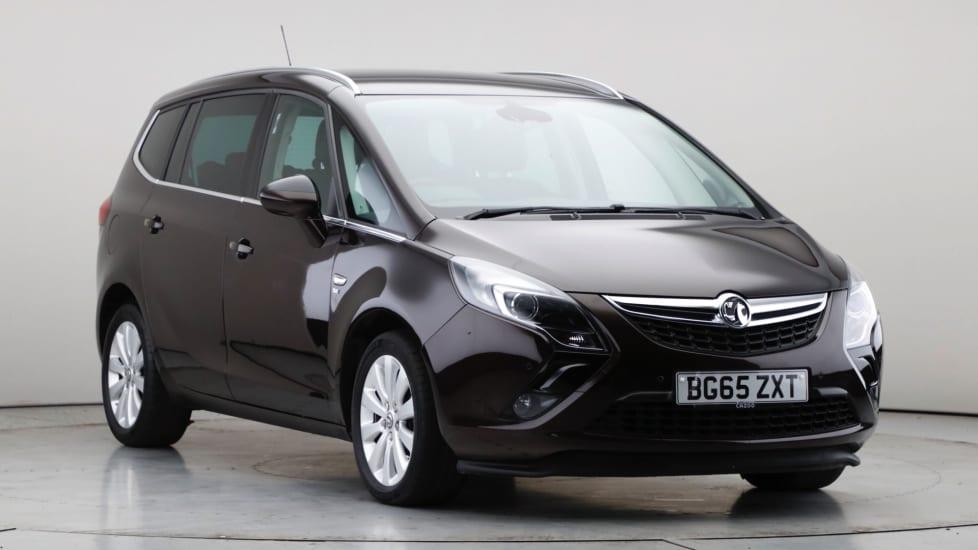 2015 Used Vauxhall Zafira Tourer 1.4L SE i