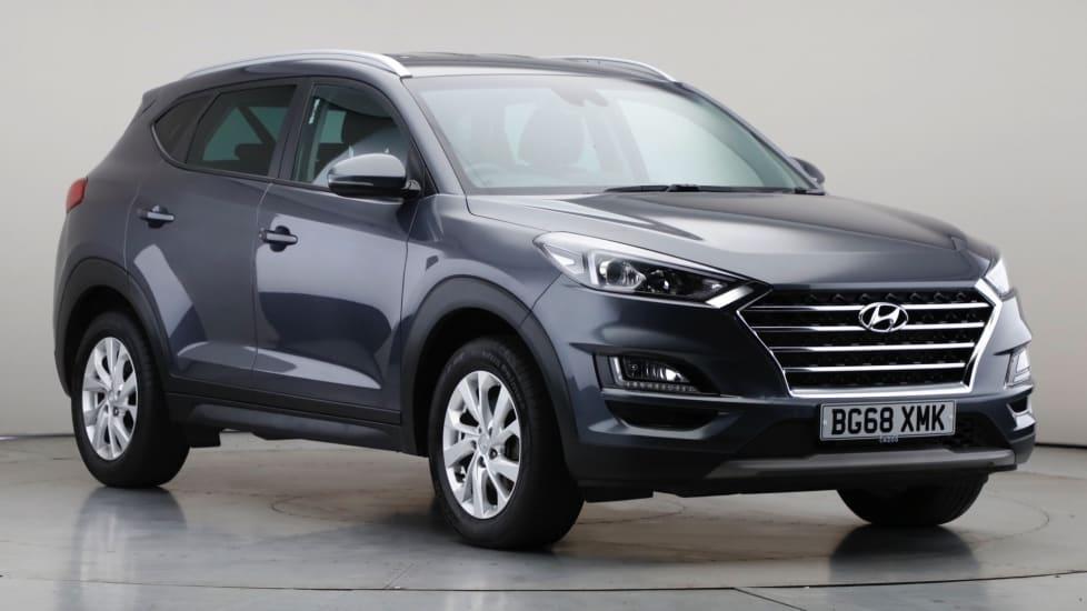 2018 Used Hyundai Tucson 1.6L SE Nav CRDi
