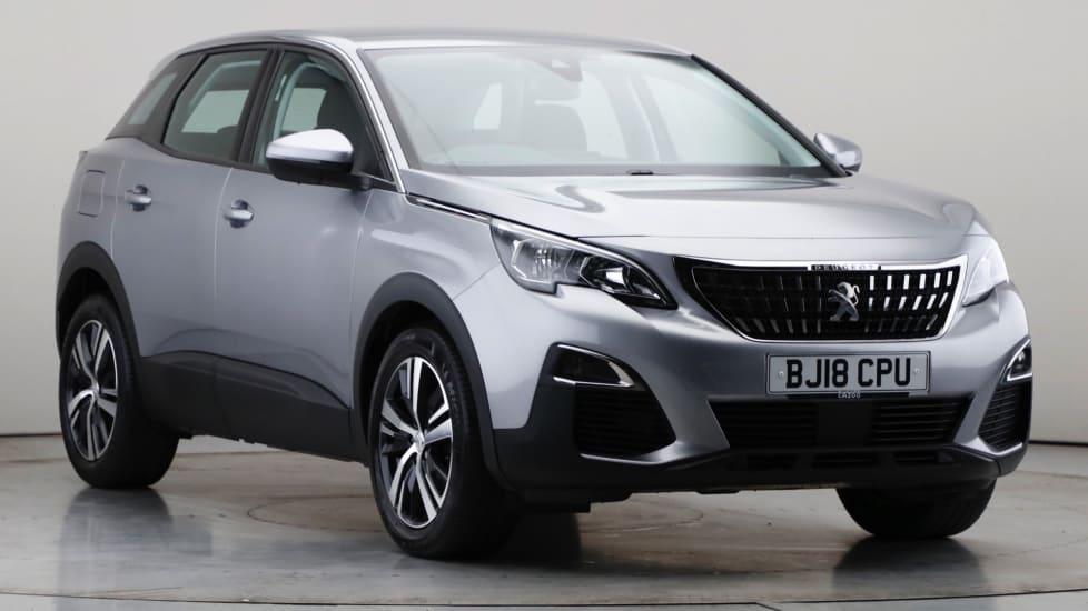 2018 Used Peugeot 3008 1.2L Active PureTech