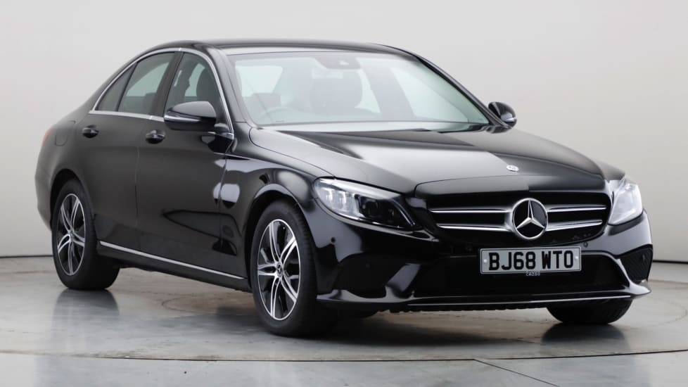 2018 Used Mercedes-Benz C Class 2L Sport C220d
