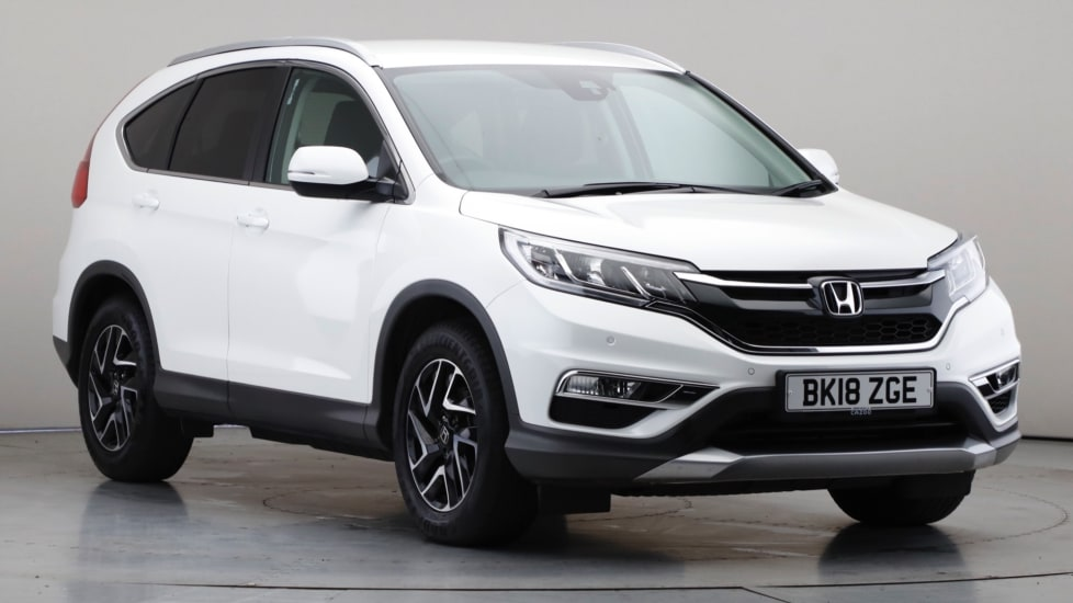 2018 Used Honda CR-V 1.6L SE Plus Navi i-DTEC