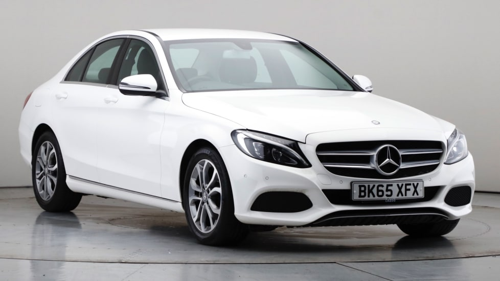 2015 Used Mercedes-Benz C Class 2L Sport C200
