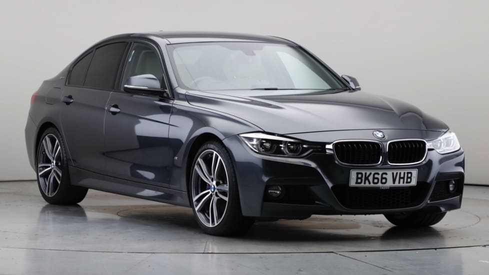 2016 Used BMW 3 Series 2L M Sport 330e