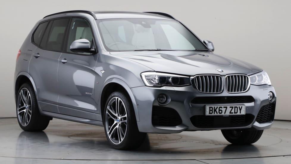 2017 Used BMW X3 3L M Sport 35d