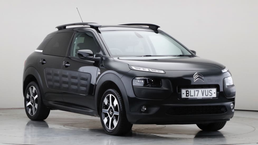 2017 Used Citroen C4 Cactus 1.6L Flair Edition BlueHDi